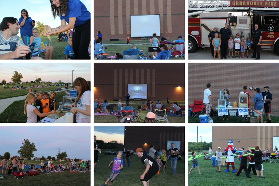 UCAN Movies in the Park