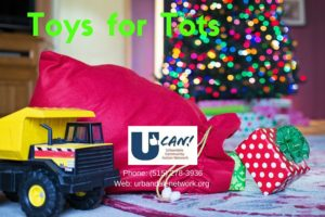Toys For Tots - Holiday Assistance - UCAN