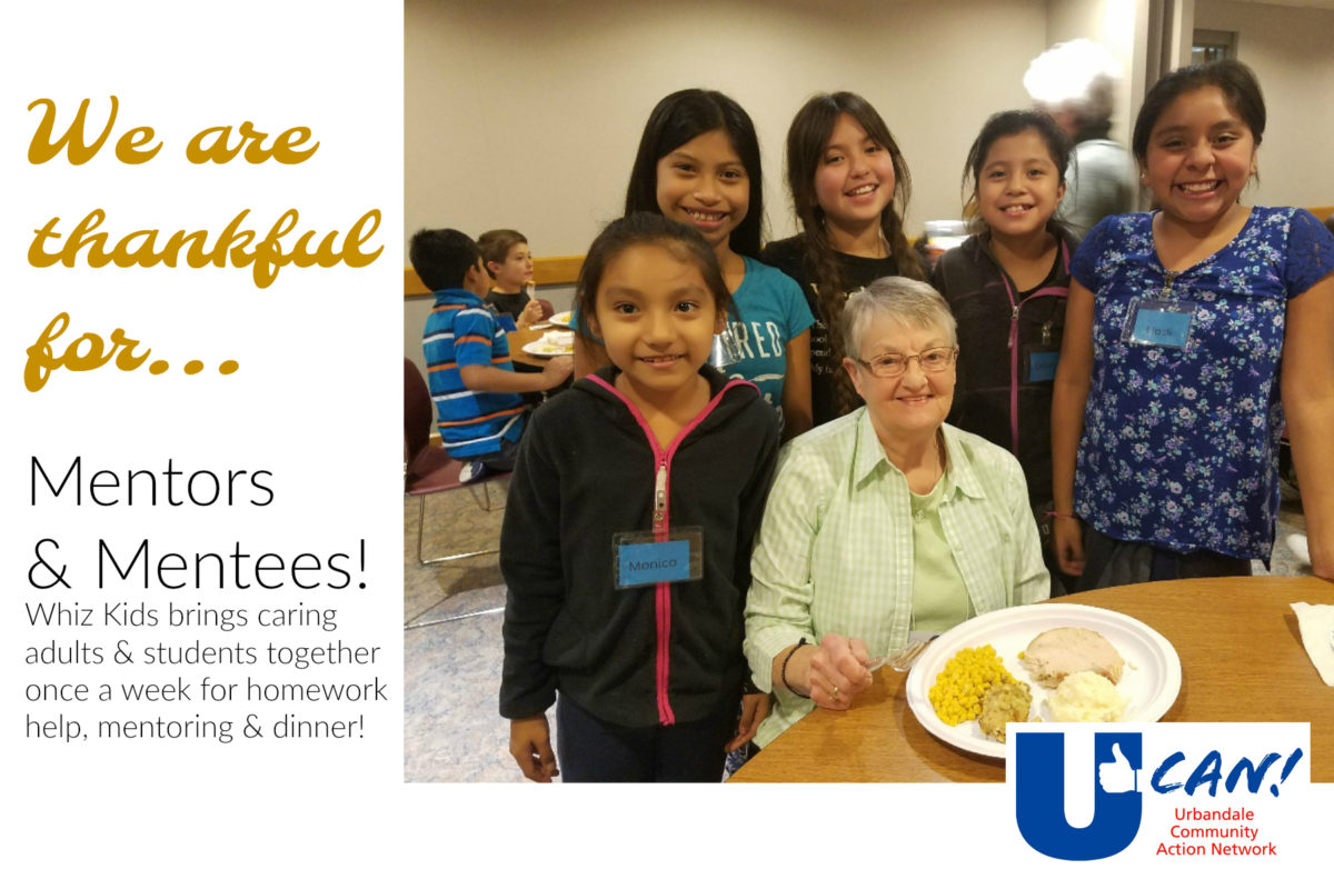 UCAN Volunteer Spotlight