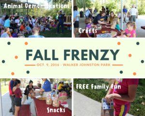UCAN's Fall Frenzy