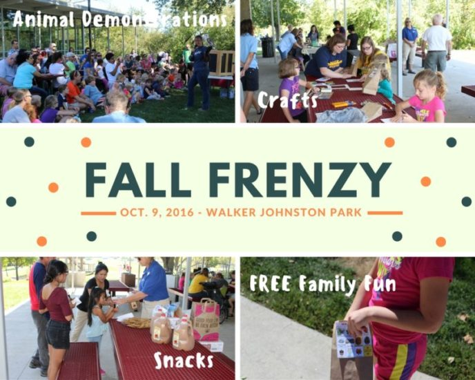 UCAN's Fall Frenzy