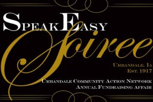 UCAN's Speak Easy Soiree