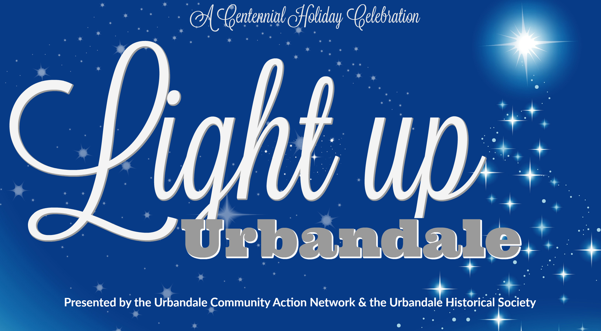 Light Up Urbandale!