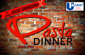 UCAN'S Annual Pasta Dinner Sauce Showdown! @ Urbandale Senior Recreation Center Community Room | Urbandale | Iowa | United States