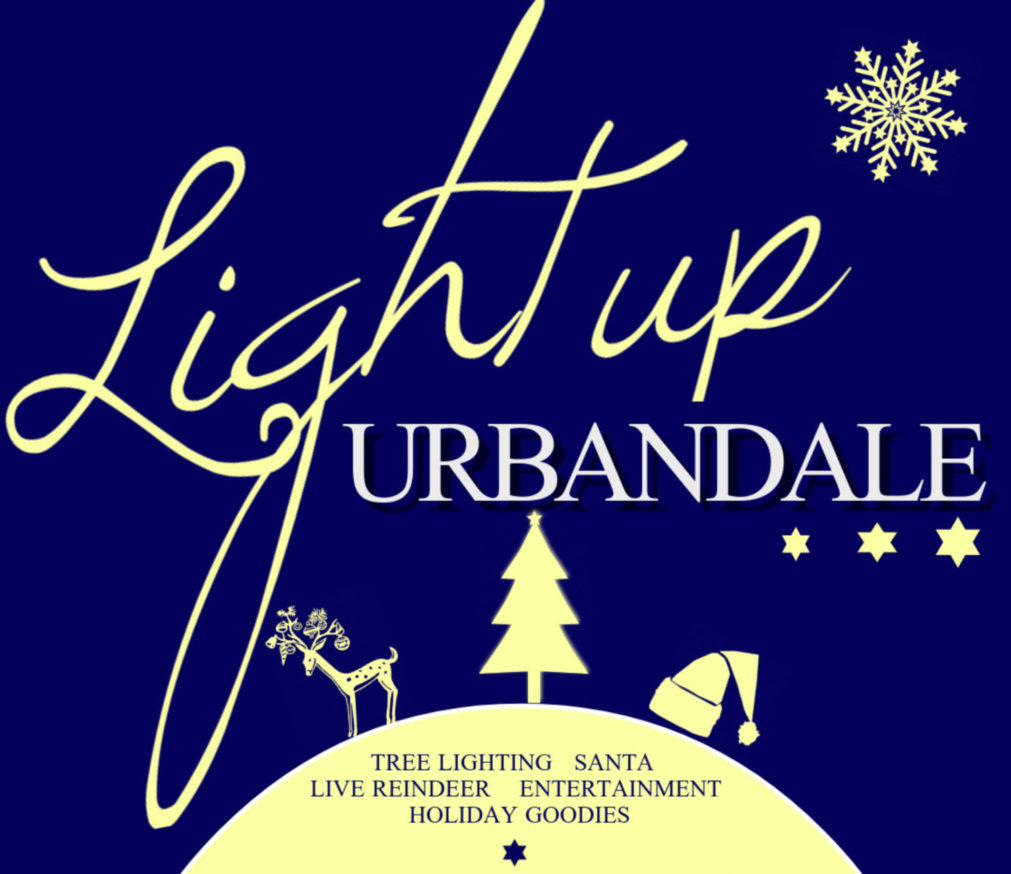 Light Up Urbandale @ Lions Park & Urbandale Senior Rec Center