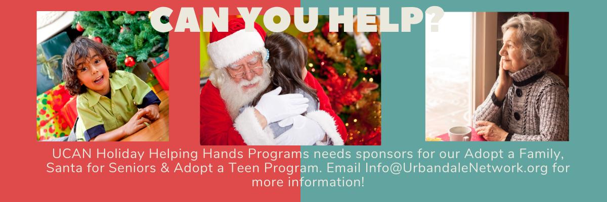 Help us help them this holiday season!